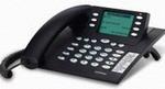 elmeg CS410 schwarzblau, ISDN Systemtelefon