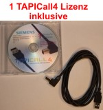 USB-Kabel für optiPoint und Octophon Telefone / TAPICall - Bundle